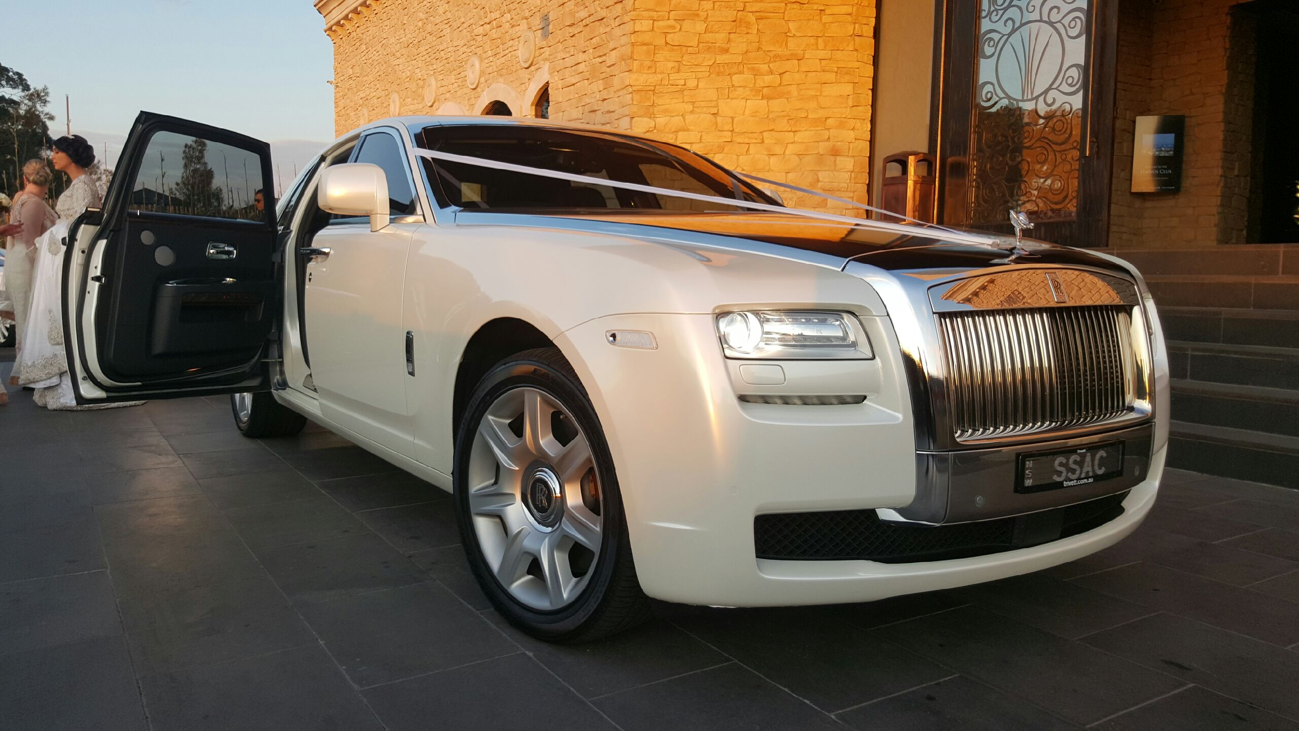 Rolls Royce Ghost 2 Wow Limousines Sydney